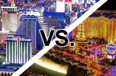 Atlantic City vs. Las Vegas