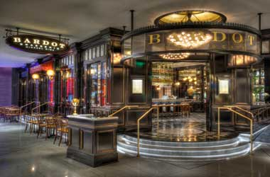 Bardot Brasserie, ARIA Resort and Casino
