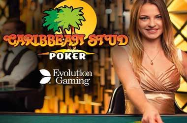 Caribbean Stud Poker Live