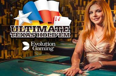 Ultimate Texas Hold'em Live