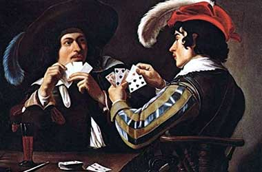 Theodoor Rombouts, The Card Players