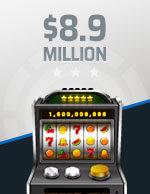 $8.9 Million Icon