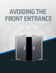 Avoiding the Front Entrance Icon