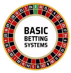 Basic Roulette Betting Systems Icon