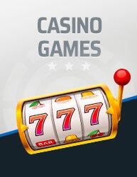 Less Rewarding Casino Games Icon