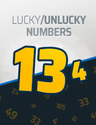 Lucky or Unlucky Numbers Icon