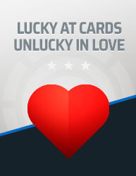 Lucky at Cards, Unlucky in Love Icon