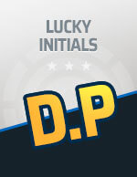 Lucky Initials Icon