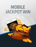Mobile Jackpot Win Icon