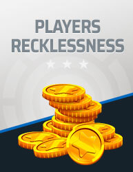 Player Recklessness Icon