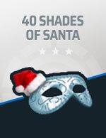 40 Shafes of Santa Slots Game Icon