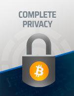 Complete Privacy Bitcoin Icon
