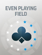 Even Playing Field Icon