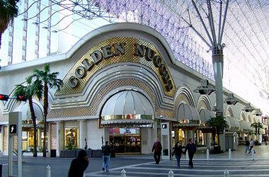 Golden Nugget Casino Las Vegas