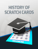 History of Scratch Cards Icon