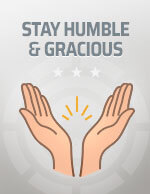Humble In Victory and Gracious in Defeat Icon