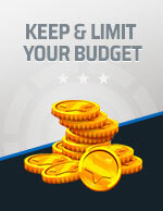 Keep To Limit Your Budget Icon