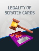 Legality of Scratch Cards Icon