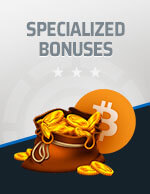 Specialized Bitcoin Bonuses Icon