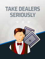 Take Dealers Seriously Icon
