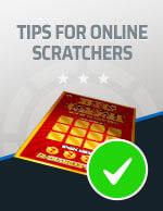 Tips for Online Scratch Card Players