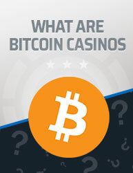 What are Bitcoin Casinos Icon