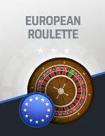 Ikon Roulette Eropa