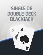 Blackjack Dek Tunggal dan Ganda
