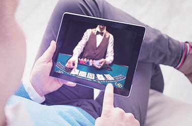 Bagian Kasino Dealer Langsung Meningkatkan Pendapatan Kasino Online pada tahun 2020
