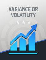 Ikon Varians atau Volatilitas