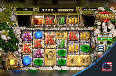 Bonanza Megaways Slots Game oleh Big Time Gaming