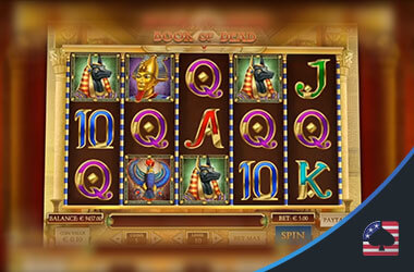 Book of The Dead Slots Game Playn'go