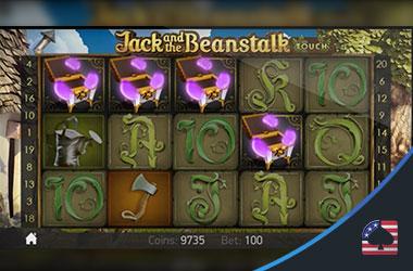 Jack dan The Beanstalk Slots Game NetEnt