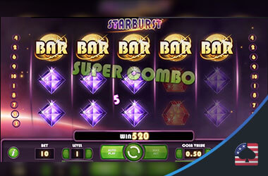 Game Slot Starburst NetEnt